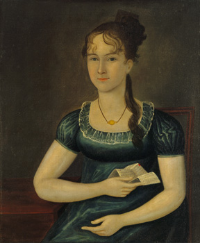 Portrait of Isabella Taylor (1805)