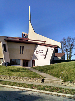 Greater New Light Baptist Church