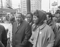 Dr. King walks with members of the East Garfield Park Community Organization. Courtesy of Dianne Tweedle.