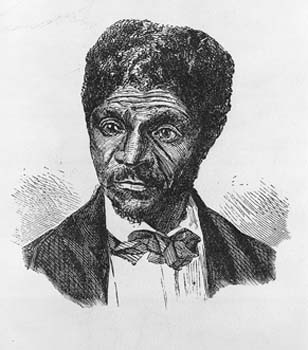 Illustration of Dred Scott, published 27 June 1857.