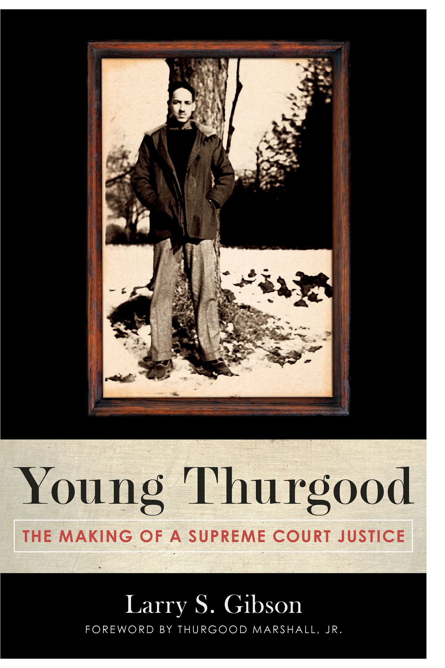 Young Thurgood.